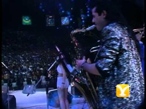 Gloria Trevi, Pelo Suelto, Festival de Viña 1993