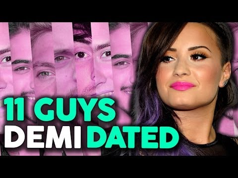 11 Guys That Demi Lovato Has