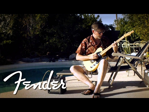 Fender Mustang Mini Demo