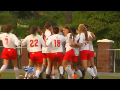 Tourists Win, Prep Soccer Playoffs, Symetra Clinic (5-15-13)