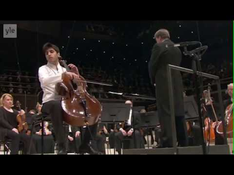 Lutoslawski Cello Concerto Kian Soltani / Paulo Cello Competition 2013