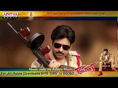 Gabbar Singh Promo Song - Pillaa