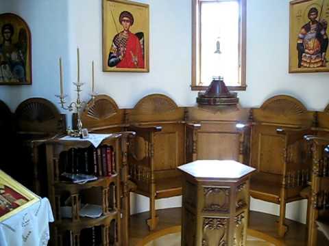 Ιερά Μονή Αγίου Αντωνίου - Αριζόνα - St Anthony Monastery MVI 1077
