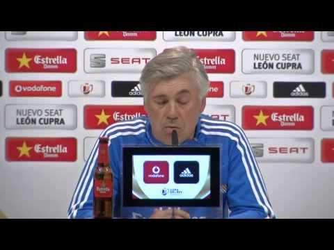 Real Madrid, Ancelotti: Real, sceglierei sempre te
