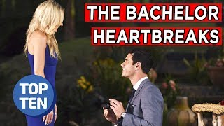 Top 10 Biggest Bachelor Heartbreaks