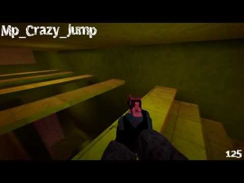 CoD4 - mp_crazy_jump Walkthrough (PC)
