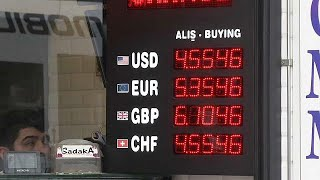 إردوغان يدعو الأتراك إلى تحويل أموالهم بالدولار واليورو إلى الليرة … | قنوات أخرى