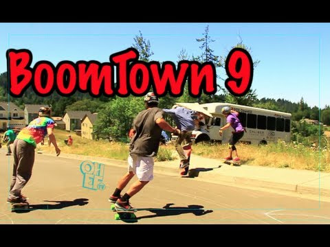 Boomtown 9 - Motionboardshop