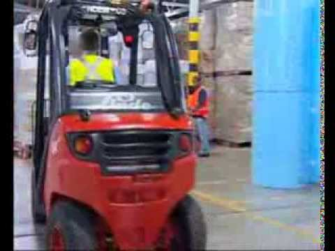 Linde Forklift Driver Safety Training - Part 2