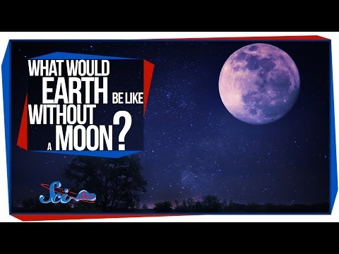 What Would Earth Be Like Without a Moon?