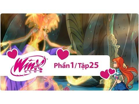Winx Club Phần 1 - Những tiên nữ Winx xinh đẹp - Tập 25
