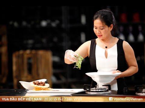 Vua đầu bếp 2014 - Tập 1 - Sườn nướng mè - Đoàn Thị Thu Thủy