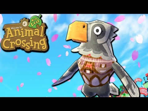Animal Crossing: New Leaf - Birthday Bunny (Nintendo 3DS Gameplay Walkthrough Ep.37)
