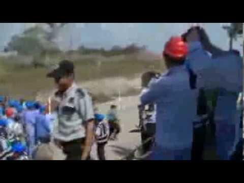 Gun Fire in Guatemala