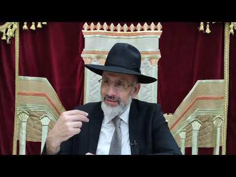 Parashat Nasso Le but du Nazir Léïlouy nichmat de Meir Michel ben David et Raymond Victor Haïm ben 'Habiba zal