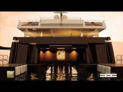Lindustria - Mega Yacht 75