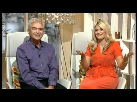 Philip Schofield 'blooper moment' on This Morning - 7th Sept 2011