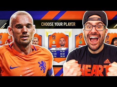 INSANE NETHERLANDS ONLY DRAFT! - FIFA 17 ultimate team fut draft