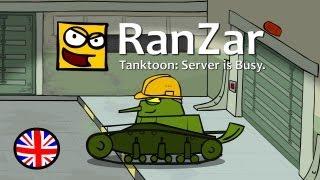 Tanktoon #16  - Server je zahltený