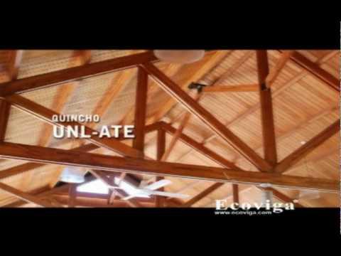 Como hacer falsas vigas de madera