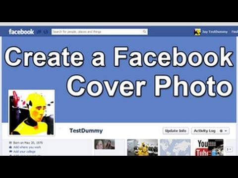 ... Facebook Cover Photo Banner - Cover Photo Dimensions - YouTube