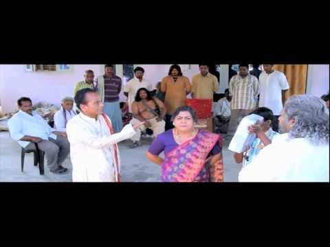 Rajyadikaram-Movie---Telangana-Shakuntala-Trailer