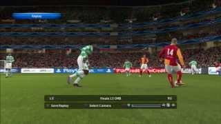 Pro Evolution Soccer 2014 (PES 2014) Galatasaray V