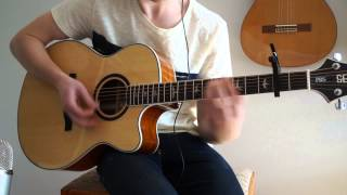 Ed Sheeran Sing Guitar Cover