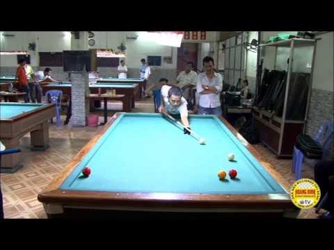 Bida Việt Nam - 5 ball Carom - Billiards Art Sài Gòn - Nguyễn Long & Hoàng Khôi