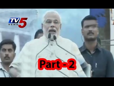 Narendra Modi makes victory speech in Vadodara Part - 2