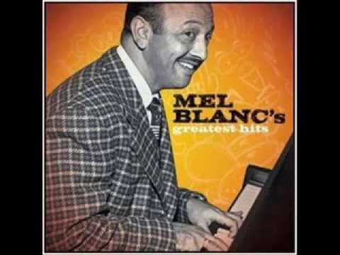 Mel Blanc - The Hat I Got For Christmas Is Too Beeg