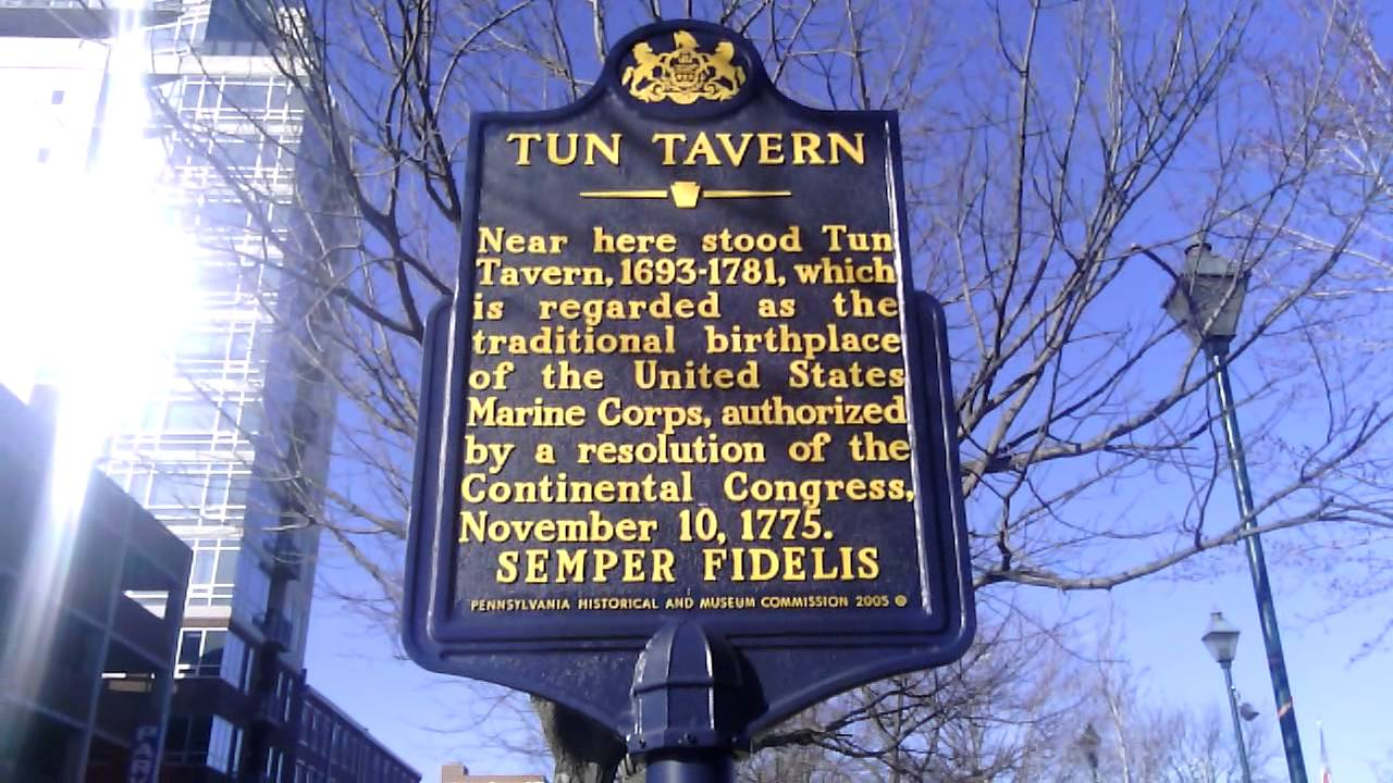 Image result for tun tavern philadelphia pa