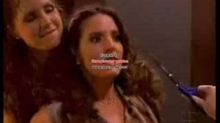 Acorralada Diana Fights With Camila
