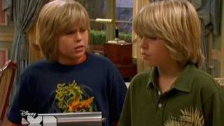 [NL Dub] Zack & Cody 2x33 1/2 Miniature Golf