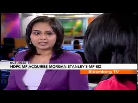 In Business- HDFC MF Acquires Morgan Stanley's MF Biz