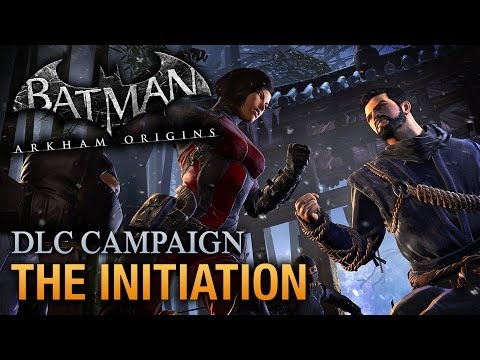 Batman: Arkham Origins - Initiation DLC (Full Campaign), dsadas