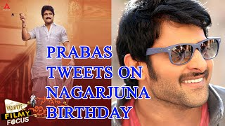 Prabas On Nagarjuna Birthday & Soggade Chinni Nayana Movie