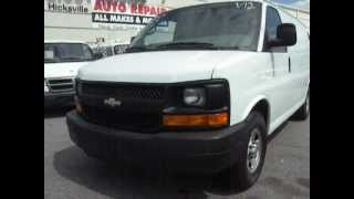 2006 Chevrolet Express 1500 Cargo Van FOR SALE NOW at Best Way Auto Mall Hicksville, NY 516-755-2277 videos