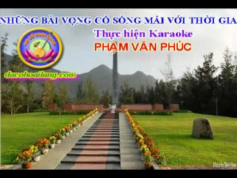 dacohoailang.com - Một Khúc Nam Ai - Karaoke vọng cổ