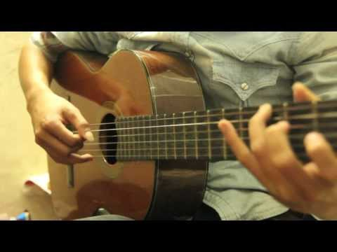 Trót Yêu (Trung Quân) - Guitar solo