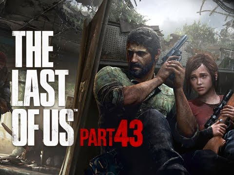 The Last of Us Walkthrough - Part 43 My Name is Ellie PS3 Gameplay Commentary