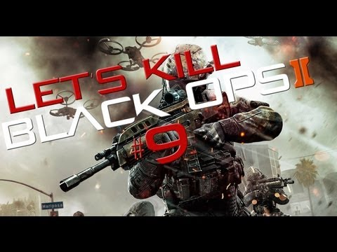 Let's Kill CoD: Black Ops 2 (feat. iTempoo) - #009 - Der Boss, Fabian...