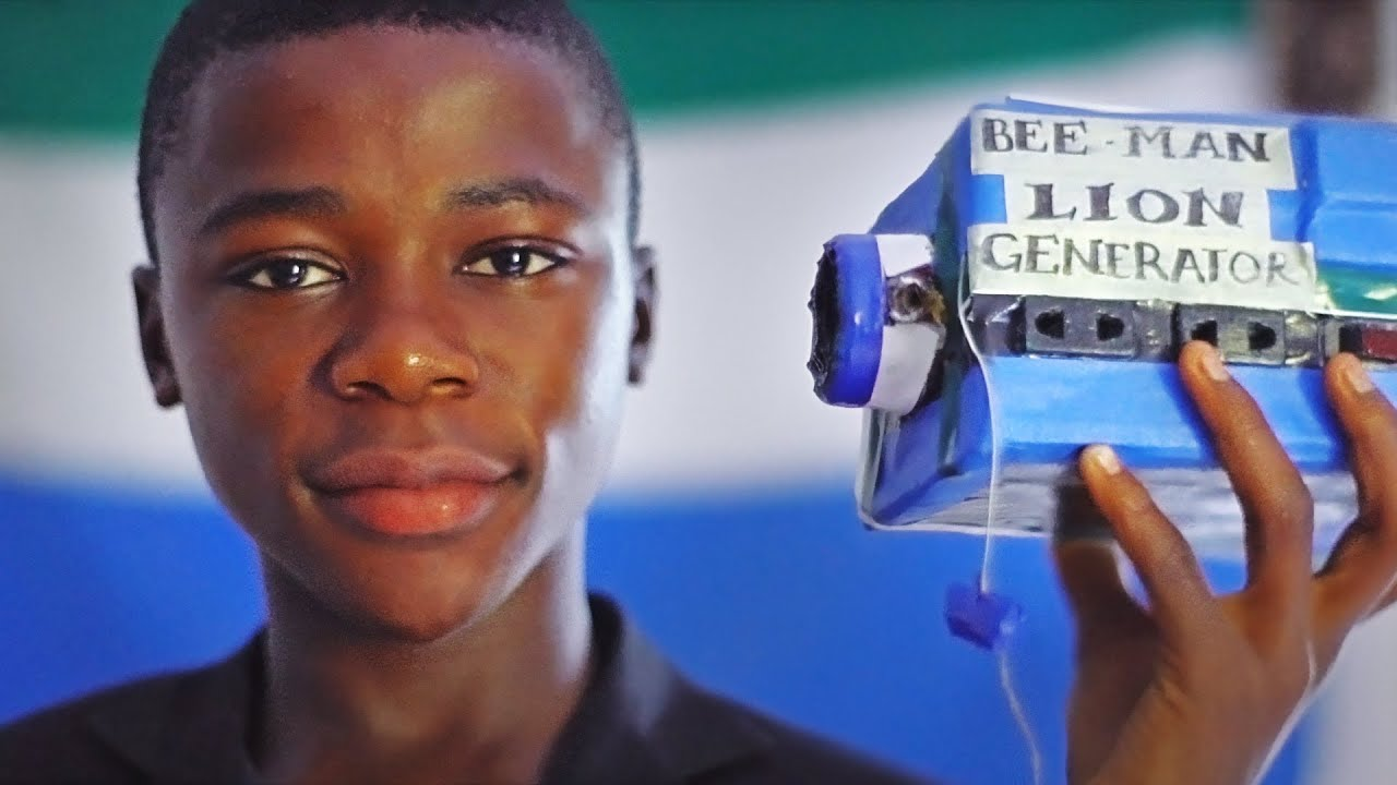 MIT finds 15-year-old scouring trash bins for parts. What he's built will leave you stunned.