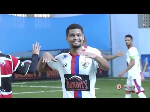Santa Cruz/PE 2x2 Itabaiana/SE - Campeonato Brasileiro Fut7