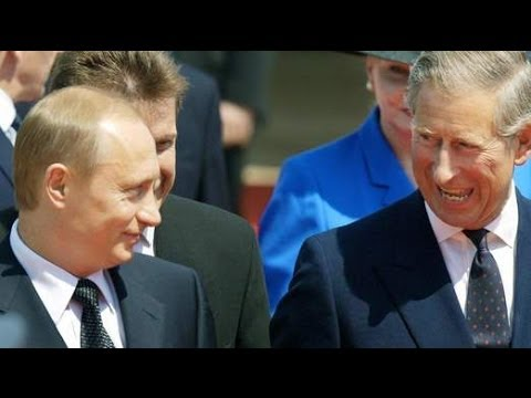Prince Charles 'Compares Putin To Hitler'