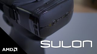 Sulon Q VR/AR headset powered by AMD