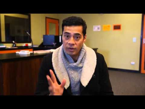 Wentworth Prison - Message from Robbie Magasiva (Will Jackson)