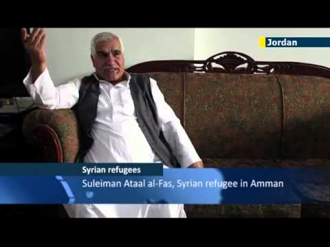 Syrian refugees in Jordan: Unfolding humanitarian crisis placing huge strain on Jordanian state