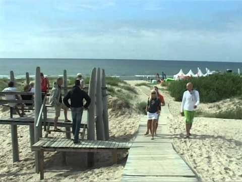 Смотреть видео В Вентспилсе проводился «Kite Party 2011»