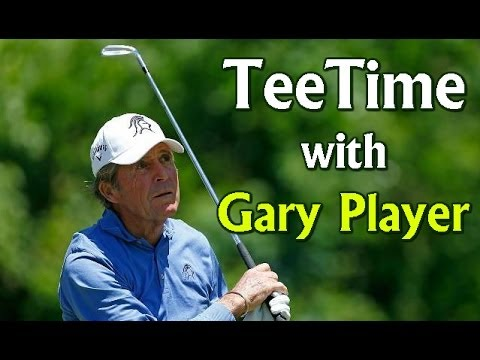 TeeTime: In conversation with Gary Player, South African Golfer
